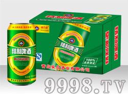 精制啤酒冰力爽500ml