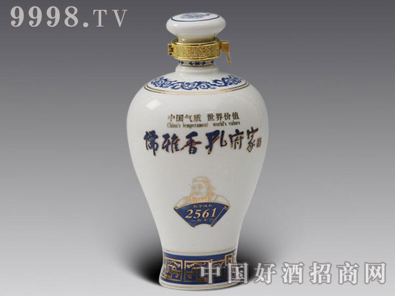 颜色釉-孔府家酒2561