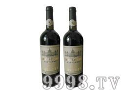 白洋河七星干红葡萄酒