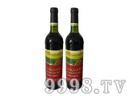 白洋河特选级干红葡萄酒