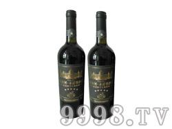 白洋河五星干红葡萄酒