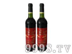 白洋河优选级干红葡萄酒