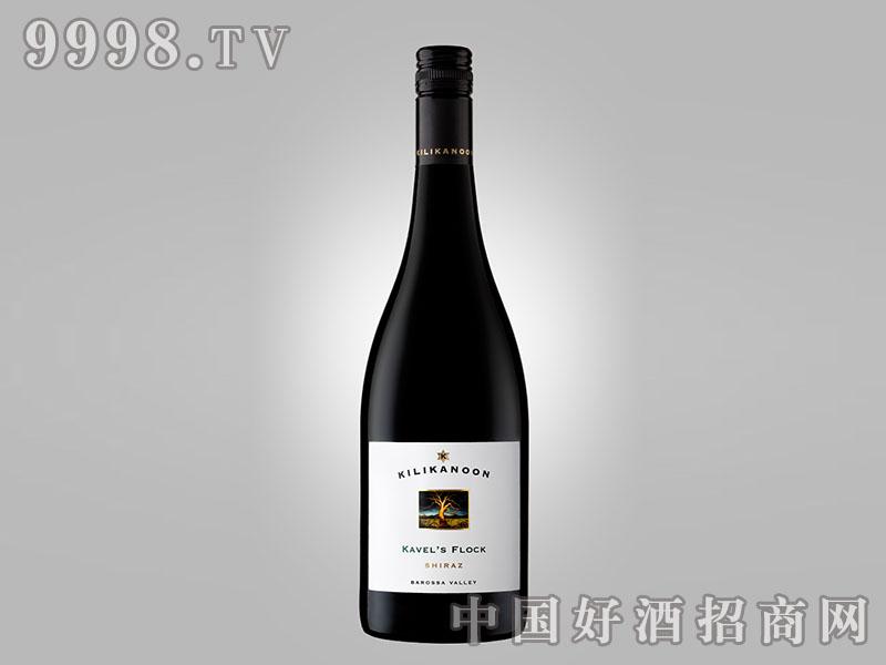 凯利卡努天使之吻西拉葡萄酒