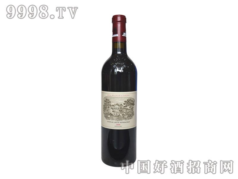 拉菲葡萄酒2006
