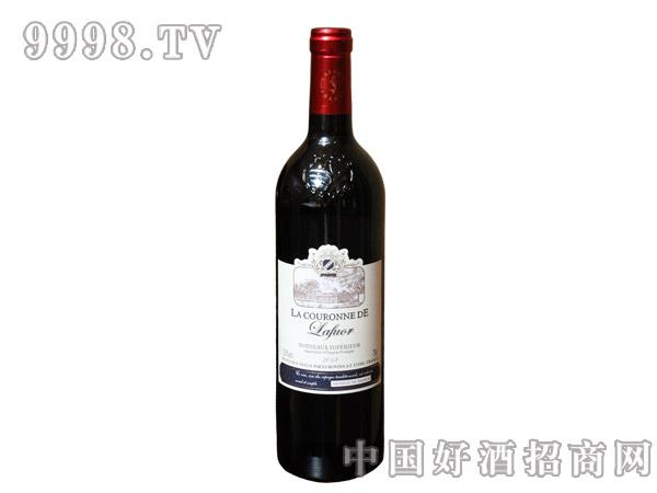 拉弗瑞皇冠干红葡萄酒AOP超级波尔多