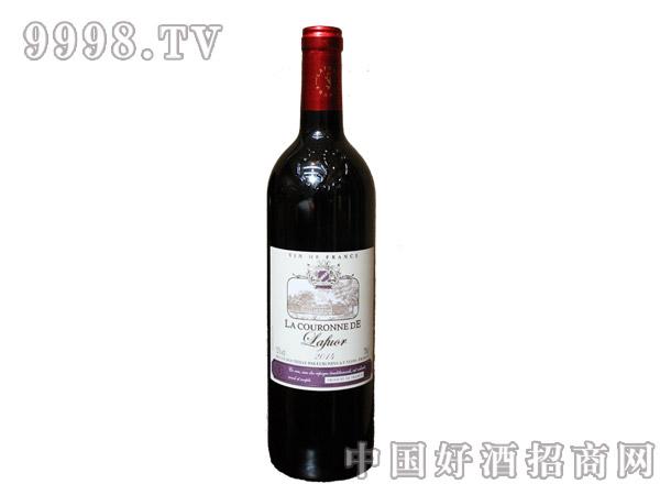 拉弗瑞皇冠干红葡萄酒VDF
