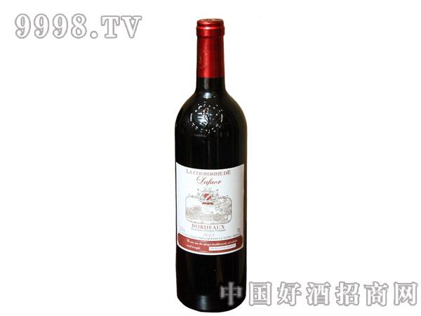 拉弗瑞皇冠干红葡萄酒AOP波尔多