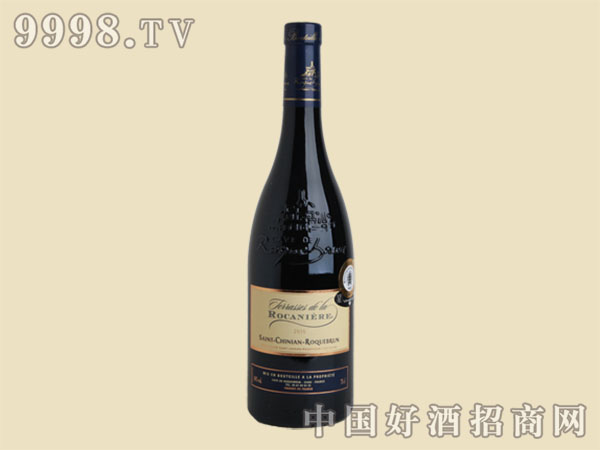 罗岚城堡百年老藤干红葡萄酒 2010年