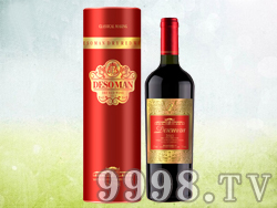 德索曼・皇爵夫人干红葡萄酒(包装)