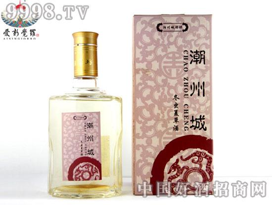 爱新觉罗-潮洲城酒