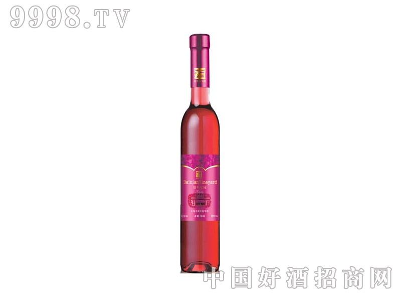 佰年庄园玫瑰香桃红葡萄酒