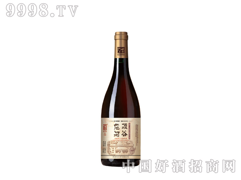 危须河谷有机干红葡萄酒(珍藏)