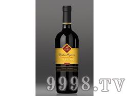 帝昊葡园2008赤霞珠葡萄酒黄标