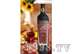 帝昊酒窖藏黑比诺红葡萄酒