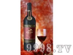 帝昊酒庄窖藏梅鹿辄红葡萄酒
