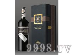 帝昊95希拉干红葡萄酒