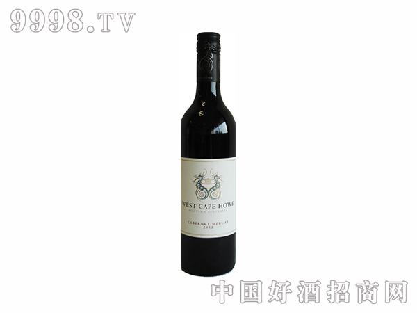 西凯豪威赤霞珠梅洛干红葡萄酒