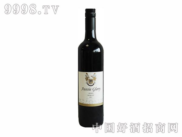 澳西格雷珍藏梅洛干红葡萄酒