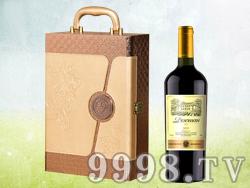 德索曼庄园干红葡萄酒(礼盒装)