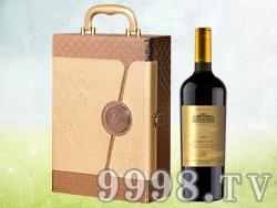 德索曼城堡金奖干红葡萄酒(礼盒装)