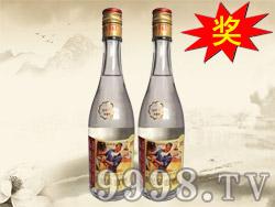 50年代世纪泉故事酒