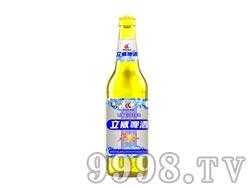立威淡麦啤酒500ML