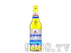 立威啤酒特制12度(黄)