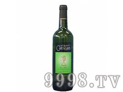 加泰罗尼亚酒农系列奥克干白葡萄酒