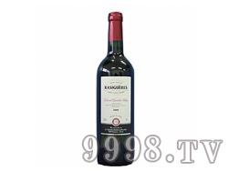 拉西盖尔干红葡萄酒