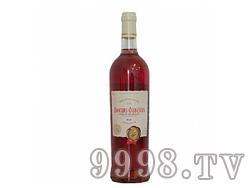 遗忘之味系列鲁西荣桃红葡萄酒