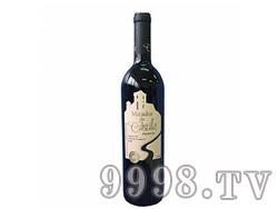 卡斯蒂利亚观景台精选干红葡萄酒