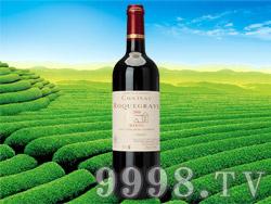 小石酒庄干红葡萄酒2006