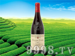 天堂小镇吕贝隆红葡萄酒2011