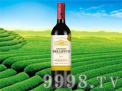 美景酒庄红葡萄酒2011