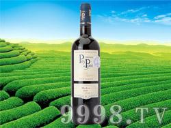 法国波尔多小桥酒庄干红葡萄酒2011