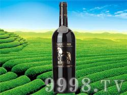 法国波尔多小马堡干红葡萄酒750ml