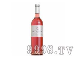 阳光别墅桃红葡萄酒