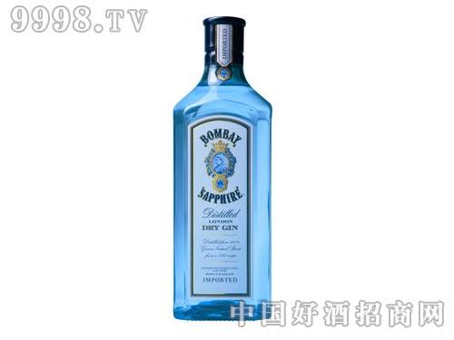 孟买蓝宝石金酒