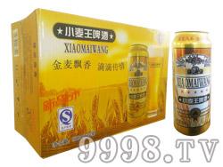 小麦王啤酒500ml×24