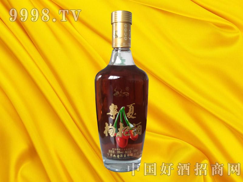 28度杞牛牌精酿宁夏枸杞酒