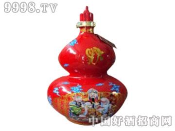 福彩红葫芦