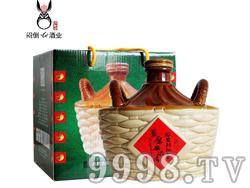 草原安达五斤酒篓