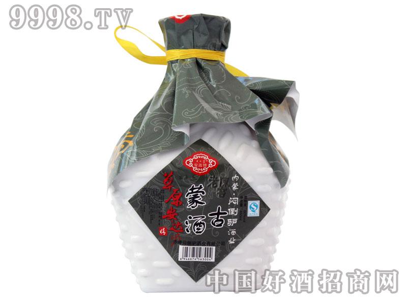 草原安达灰驴(瓶)