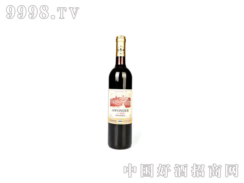 红色激情葡萄酒