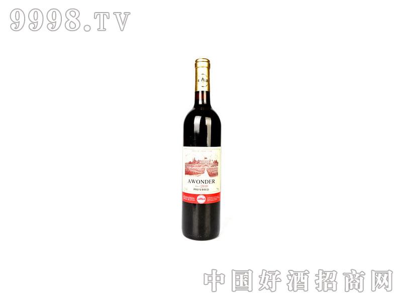 庄园精灵干红葡萄酒