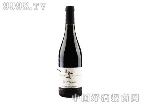 马士骑2011干红葡萄酒