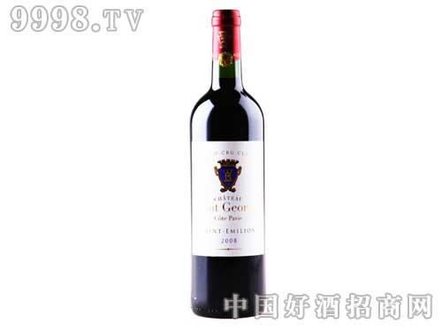 圣·乔治帕维2008干红葡萄酒