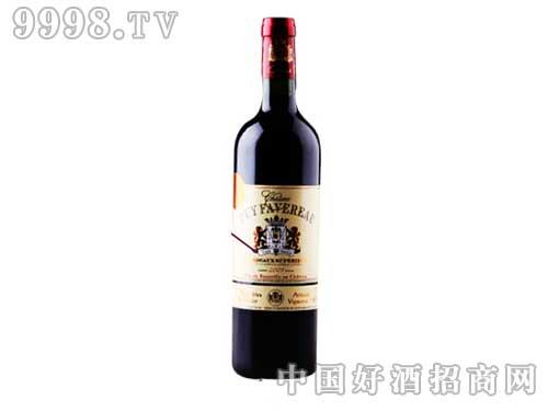 法威乐2009干红葡萄酒