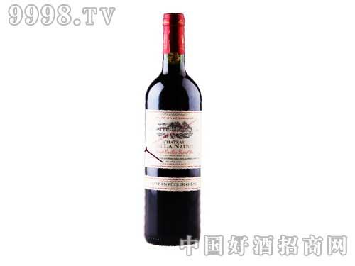 拉诺维2007干红葡萄酒