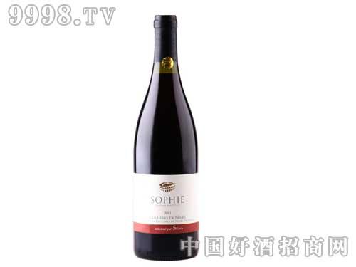索菲2011干红葡萄酒